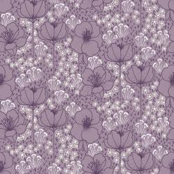 MC103-DL5R Emilia - Meghan - Dustly Lilac Rayon Fabric