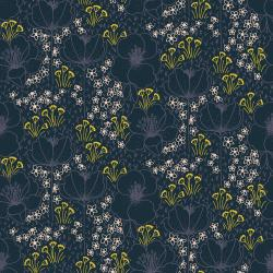 MC103-NA1 Emilia - Meghan - Navy Fabric