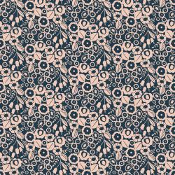 MC106-BL1 Emilia - Adele - Blush Fabric