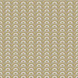 MC305-GY5M Penny Cress Garden - Iona - Gray Metallic Fabric