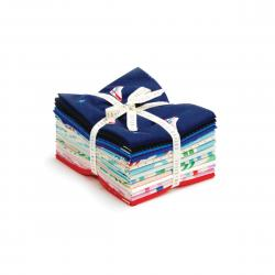 M0999-061 Kicks Fat Quarters