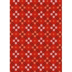 M0022-003 Picnic - Picnic Blanket - Red Fabric