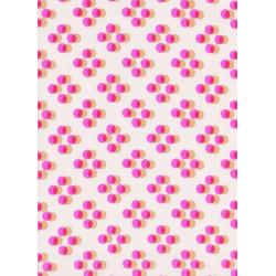 M0024-021 Picnic - Sunday Dress - Pink Lawn Fabric