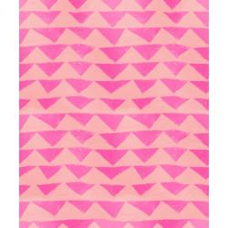 OE106-PI2 Once Upon a Time - Little Mountain - Pink Fabric