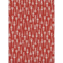 R1974-001 Akoma - Pin Up - Cherry Fabric
