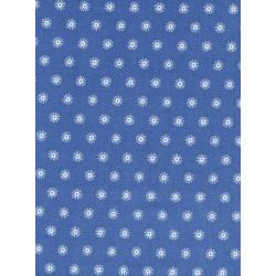 R1952-003 Kujira & Star - Sea Urchin - Marine Fabric