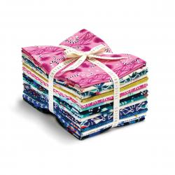 R1999-050 Lagoon Fat Quarters
