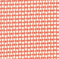 R1906-002 Moonlit - Arrows - Coral Fabric