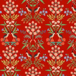 RP200-RE3 Meadow - Luxembourg - Red Fabric