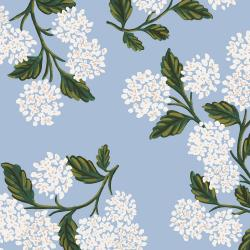 RP201-LI1 Meadow - Hydrangea - Light Blue Fabric