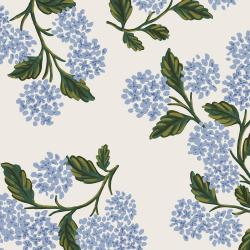RP201-CR3 Meadow - Hydrangea - Cream Fabric