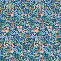 RP204-BL2 Meadow - Meadow - Blue Fabric