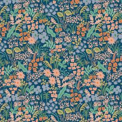 RP204-BL5C Meadow - Meadow - Blue Canvas Fabric (RP204-CO5C)