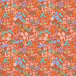 RP204-RE3 Meadow - Meadow - Red Fabric