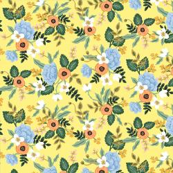RP304-YE2 Primavera - Birch - Yellow Fabric