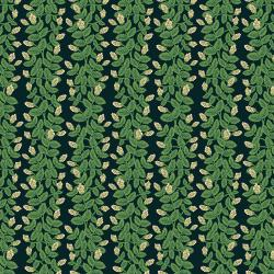 RP307-BK2 Primavera - Climbing Vines - Black Fabric