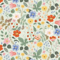 RP400-MI2 Strawberry Fields - Strawberry Fields - Mint Fabric