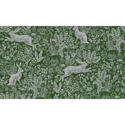 RP103-LE4C Wildwood - Fable - Leaf Canvas Fabric