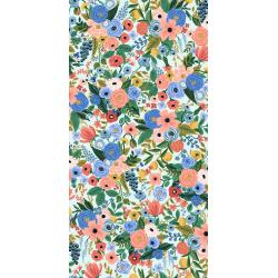 RP104-BL2 Wildwood - Petite Garden Party - Blue Fabric
