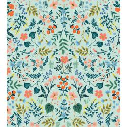 RP105-MI1M Wildwood - Wildwood - Mint Metallic Fabric