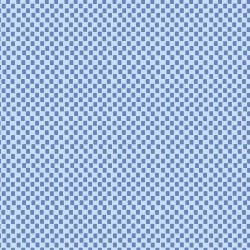 RP108-BL1 Wildwood - Checkers - Blue Fabric