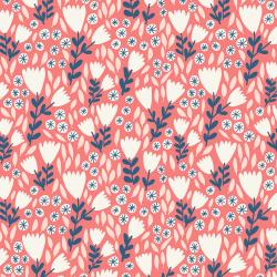 SA101-PP3 Find Me In Ibiza - Rosalia - Pink Paradise Fabric