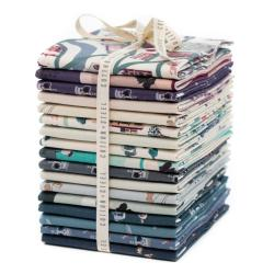 SY100P-FQB London Town Fat Quarter - Bundle
