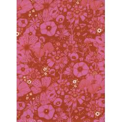 S2026-001 Cat Lady - Purrfect Hiding Spot - Pink Fabric