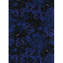 S2018-001 Honeymoon - Hot Springs - Blue Fabric