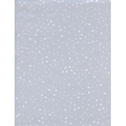 S2051-001 Sleep Tight - Stardust - Grey Pearlescent Fabric