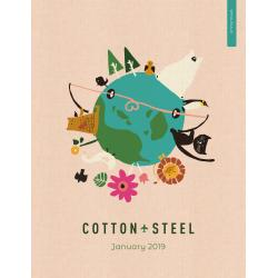 C-2019JANCSW Cotton + Steel - January 2019 - Wholesale Catalog