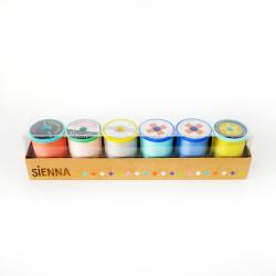 753-006 Sienna 50 Wt. Cotton Thread Box
