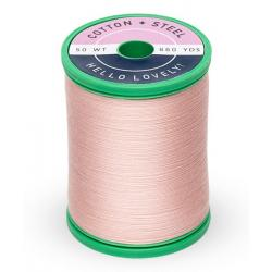 753-1015 Medium Peach 50 Wt. Cotton Thread Spool
