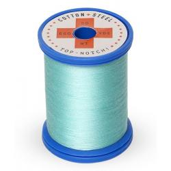 753-1045 Light Teal 50 Wt. Cotton Thread Spool