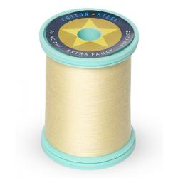 753-1061 Pale Yellow 50 Wt. Cotton Thread Spool