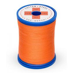 753-1078 Tangerine 50 Wt. Cotton Thread Spool