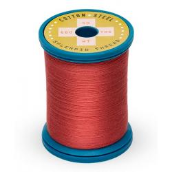 753-1081 Brick 50 Wt. Cotton Thread Spool