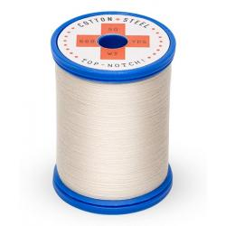 753-1082 Ecru 50 Wt. Cotton Thread Spool