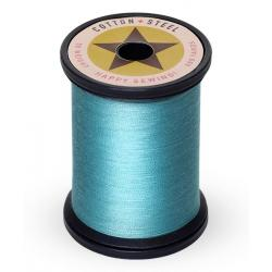 753-1095 Turquoise 50 Wt. Cotton Thread Spool