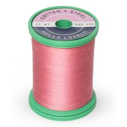 753-1119 Dark Mauve 50 Wt. Cotton Thread Spool
