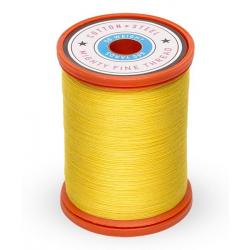 753-1124 Sun Yellow 50 Wt. Cotton Thread Spool