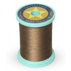 753-1180 Medium Taupe 50 Wt. Cotton Thread Spool