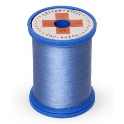 753-1198 Dusty Navy 50 Wt. Cotton Thread Spool