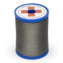 753-1220 Charcoal Gray 50 Wt. Cotton Thread Spool