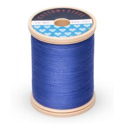 753-1226 Dark Periwinkle 50 Wt. Cotton Thread Spool