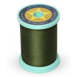 753-1271 Evergreen 50 Wt. Cotton Thread Spool