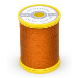 753-1833 Pumpkin Pie 50 Wt. Cotton Thread Spool