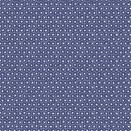 AR105-BL4 Feel the Void - Topley - Blueberry Fabric