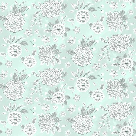 EM103-MA1 Earth Magic - Flower Dream - Magic Fabric 1