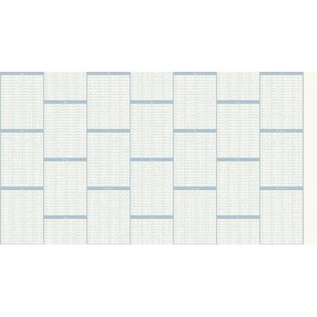 K3069-001 Steno Pool - Shorthand - Blue Fabric
